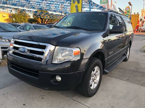 2007 Ford Expedition EL for sale at Plaza Auto Sales in Los Angeles CA