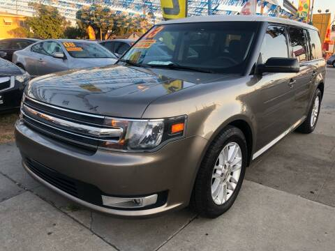 2013 Ford Flex for sale at Plaza Auto Sales in Los Angeles CA
