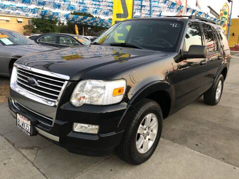 2010 Ford Explorer for sale at Plaza Auto Sales in Los Angeles CA