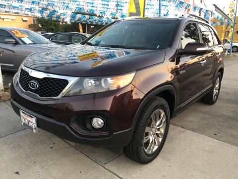 2011 Kia Sorento for sale at Plaza Auto Sales in Los Angeles CA