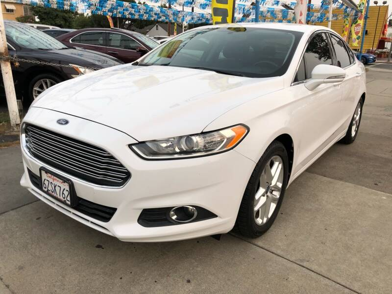 2013 Ford Fusion for sale at Plaza Auto Sales in Los Angeles CA
