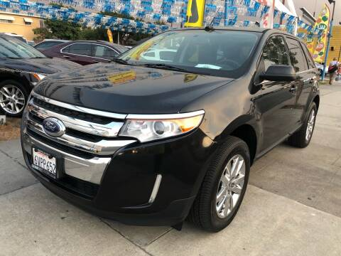 2013 Ford Edge for sale at Plaza Auto Sales in Los Angeles CA