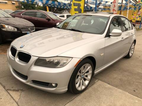 2011 BMW 3 Series for sale at Plaza Auto Sales in Los Angeles CA