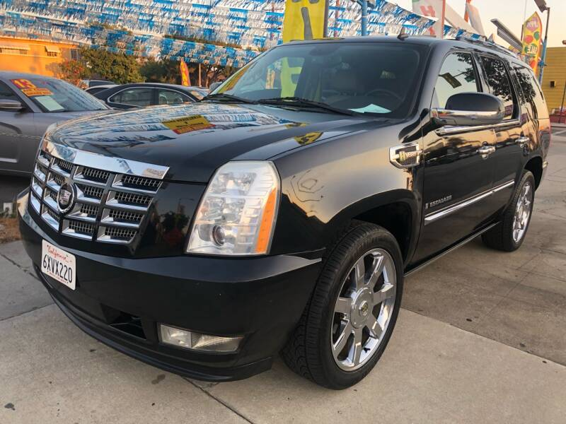 2009 Cadillac Escalade Hybrid for sale at Plaza Auto Sales in Los Angeles CA