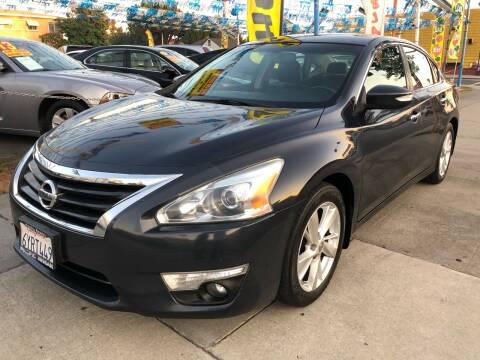 2013 Nissan Altima for sale at Plaza Auto Sales in Los Angeles CA
