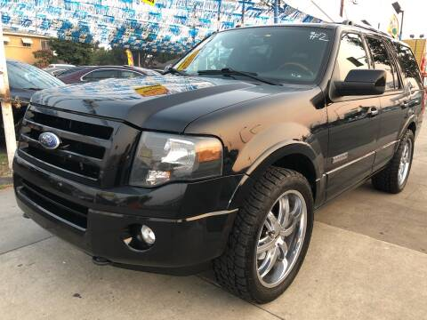 2008 Ford Expedition for sale at Plaza Auto Sales in Los Angeles CA
