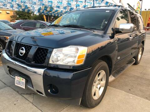 2006 Nissan Armada for sale at Plaza Auto Sales in Los Angeles CA