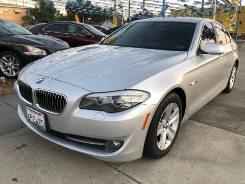 2011 BMW 5 Series for sale at Plaza Auto Sales in Los Angeles CA