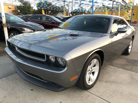 2012 Dodge Challenger for sale at Plaza Auto Sales in Los Angeles CA