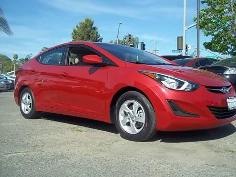 2014 Hyundai Elantra for sale at Top Quality Motors in Escondido CA