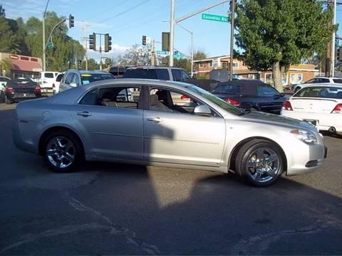 2008 Chevrolet Malibu for sale in Escondido, CA