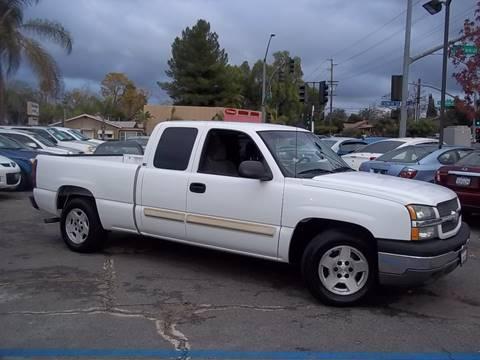2005 Chevrolet Silverado 1500 for sale in Escondido, CA