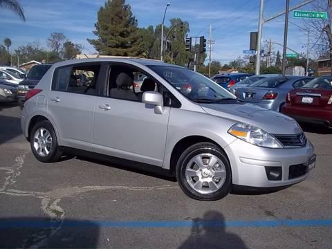 2012 Nissan Versa for sale in Escondido, CA