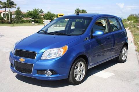 2010 Chevrolet Aveo for sale at Ram Auto Sales in Gettysburg PA