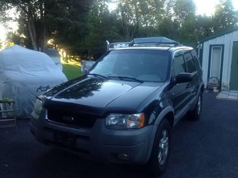 2002 Ford Escape for sale at Ram Auto Sales in Gettysburg PA