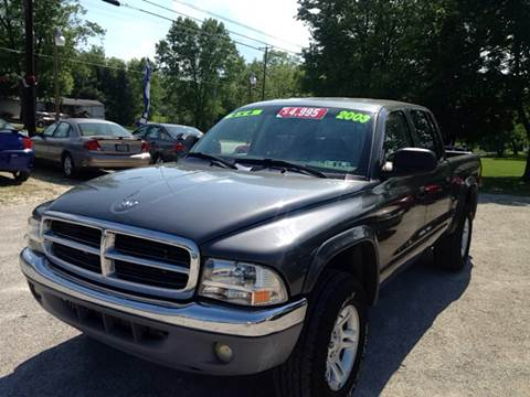 2003 Dodge Dakota for sale at Ram Auto Sales in Gettysburg PA