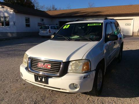 2003 GMC Envoy for sale at Ram Auto Sales in Gettysburg PA