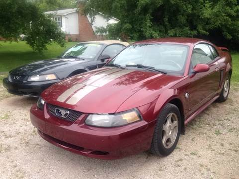 2004 Ford Mustang for sale in New Oxford, PA