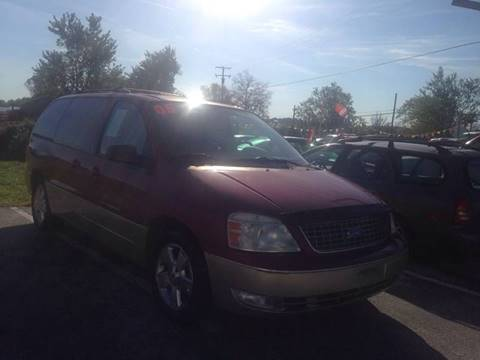 2005 Ford Freestar for sale at Ram Auto Sales in Gettysburg PA