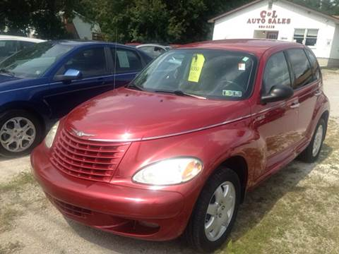 2004 Chrysler PT Cruiser for sale at Ram Auto Sales in Gettysburg PA