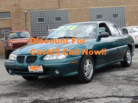 1997 Pontiac Grand Am for sale at Ram Auto Sales in Gettysburg PA