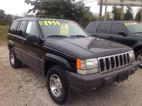 1996 Jeep Grand Cherokee for sale in Gettysburg, PA