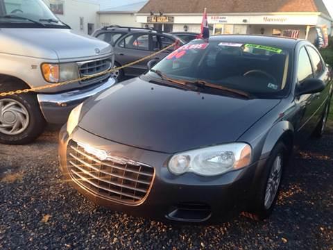 2004 Chrysler Sebring for sale in Gettysburg, PA