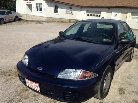 2002 Chevrolet Cavalier for sale in New Oxford, PA