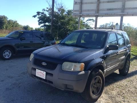 2002 Ford Escape for sale in New Oxford, PA