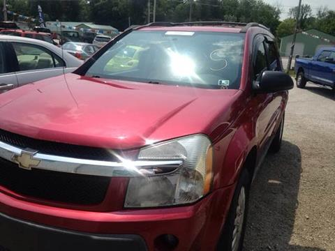 2005 Chevrolet Equinox for sale at Ram Auto Sales in Gettysburg PA