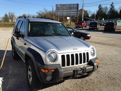 2003 Jeep Liberty for sale at Ram Auto Sales in Gettysburg PA