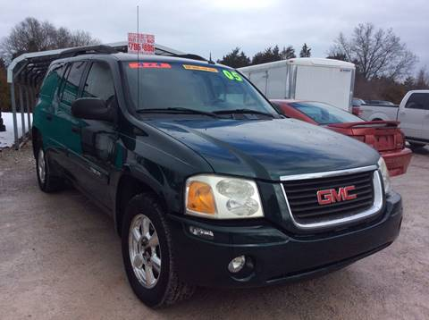 2005 GMC Envoy XL for sale at Ram Auto Sales in Gettysburg PA