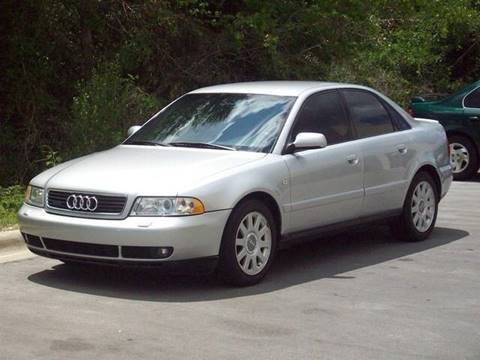 2001 Audi A4 for sale at Ram Auto Sales in Gettysburg PA