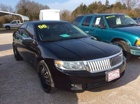2006 Lincoln Zephyr for sale at Ram Auto Sales in Gettysburg PA