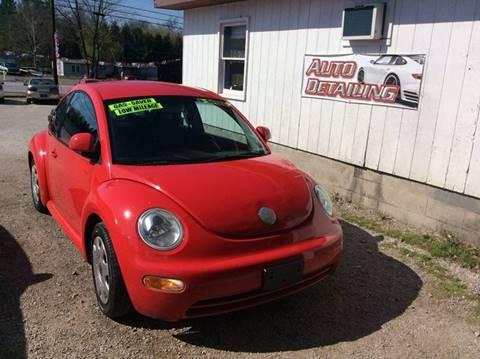 1998 Volkswagen New Beetle for sale at Ram Auto Sales in Gettysburg PA