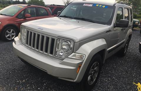2008 Jeep Liberty for sale in Gettysburg, PA