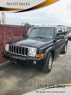 2008 Jeep Commander for sale in Gettysburg, PA