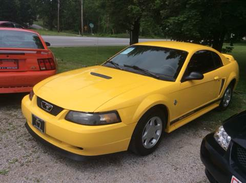 1999 Ford Mustang for sale at Ram Auto Sales in Gettysburg PA