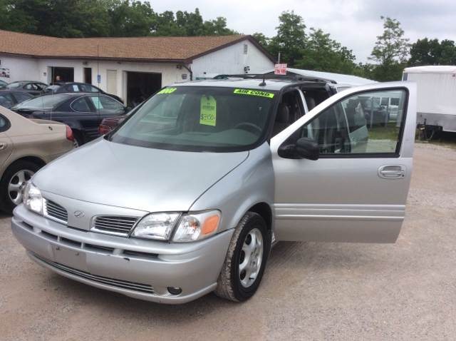2003 Oldsmobile Silhouette for sale at Ram Auto Sales in Gettysburg PA