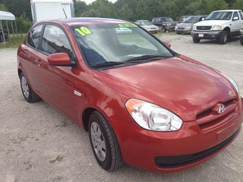 2010 Hyundai Accent for sale at Ram Auto Sales in Gettysburg PA