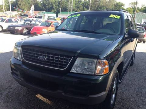 2002 Ford Explorer for sale at Ram Auto Sales in Gettysburg PA