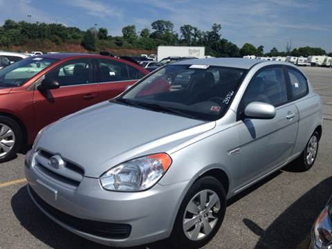 2011 Hyundai Accent for sale at Ram Auto Sales in Gettysburg PA