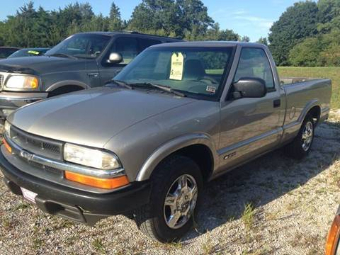 1999 Chevrolet S-10 for sale at Ram Auto Sales in Gettysburg PA