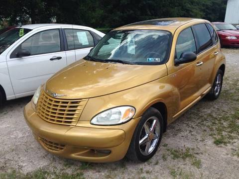 2002 Chrysler PT Cruiser for sale in New Oxford, PA