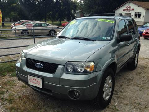2006 Ford Escape for sale at Ram Auto Sales in Gettysburg PA
