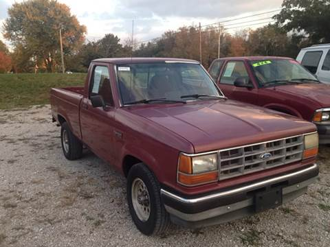 1992 Ford Ranger for sale at Ram Auto Sales in Gettysburg PA
