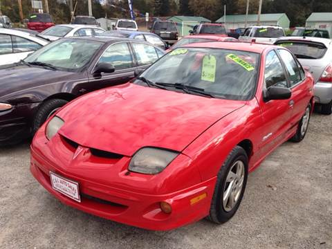 2000 Pontiac Sunfire for sale at Ram Auto Sales in Gettysburg PA
