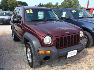 2002 Jeep Liberty for sale at Ram Auto Sales in Gettysburg PA