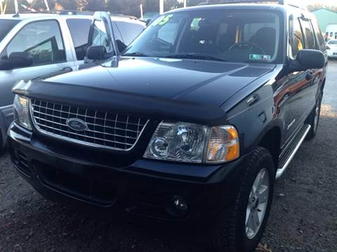 2005 Ford Explorer for sale at Ram Auto Sales in Gettysburg PA