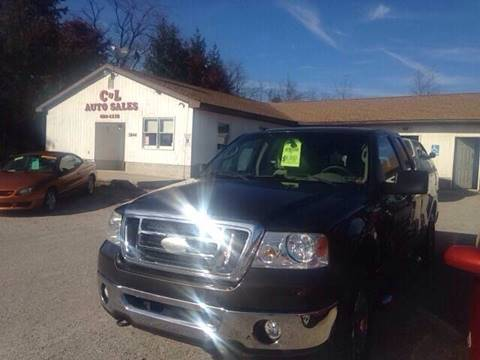 2007 Ford F-150 for sale at Ram Auto Sales in Gettysburg PA